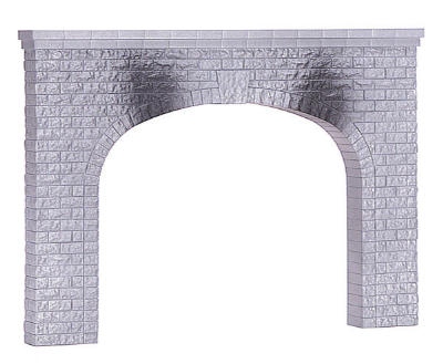 Mth Railking Double Track Tunnel Portal 2 Portals Per Pack